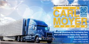 Funding Opportunity for Zero- and Low-Emission Heavy-Duty Vehicles