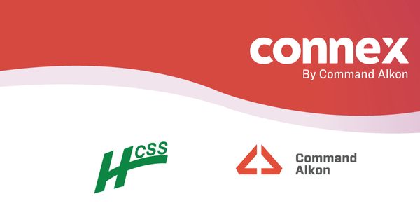 The combination of Command Alkon's free eTicketing Essentials and HCSS' free Trucking Software...