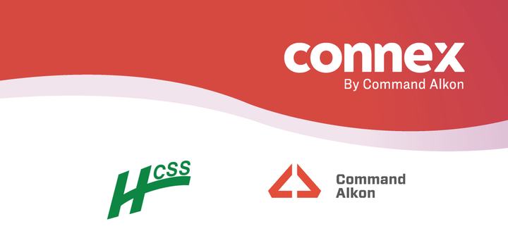 The combination of Command Alkon's free eTicketing Essentials and HCSS' free Trucking Software will help contractors automate the collection of both material and truck tickets. - Image: Command Alkon