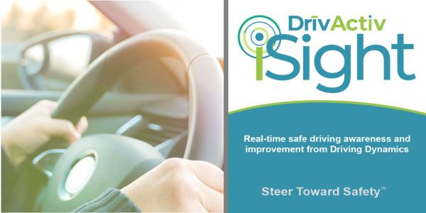 Driving Dynamics' New Driver Safety Smartphone Telematics Service