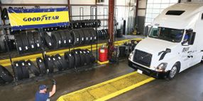 Goodyear Commercial, Raben Tire Offer Zero-Contact Service