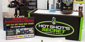 Hot Shot's Secret Rolls Out Trucker Care Packages