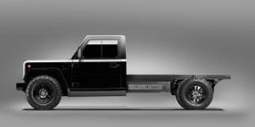 Bollinger Motors Unveils Class 3 Electric Truck