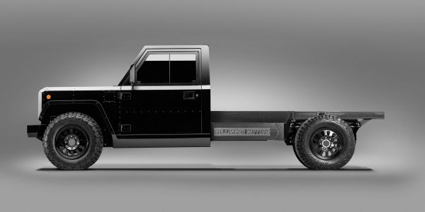 Bollinger Motors unveils the world's first Class 3 electric commercial truck platform. The B2...