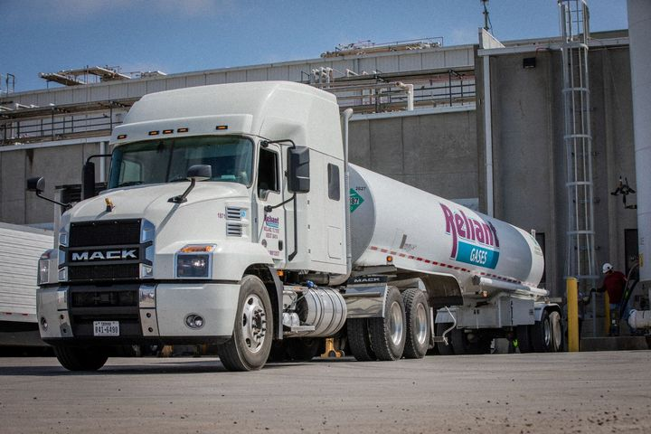 With oil and gas customers located across western Texas and eastern New Mexico, Reliant Holdings needed trucks that could withstand the unimproved roads commonly found in oil patches. - Photo: Mack Trucks