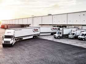 Ryder Chooses Goodyear as Preferred Tire Supplier