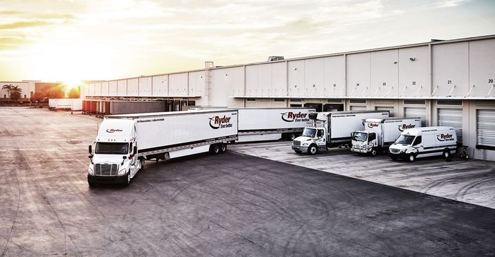 With Ryder's nearly 800 service and maintenance locations across the U.S. and Canada, complemented by Goodyear's Commercial Tire & Service network of 2,300 locations, this new business agreement will position both companies to better serve Ryder's customers. - Photo: Ryder