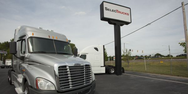 Freightliner and Western Star trucks leased through the SelectLease FMV program also include the...