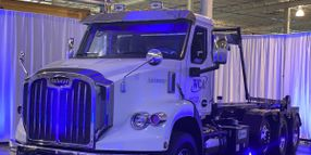 WCA Waste Takes Delivery of Autocar DC-64R Waste Truck