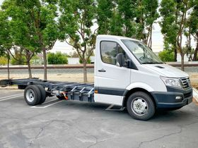 GreenPower Launches EV Star CC for Cargo and Delivery Market