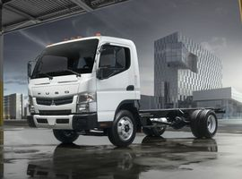 In 2018, Mitsubishi Fuso Truck of America began offering Allison Transmissions in its Class 4 and Class 5 FE Series cabovers.