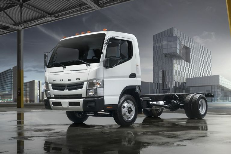 In 2018, Mitsubishi Fuso Truck of America began offering Allison Transmissions in its Class 4...