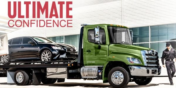 Hino's current, complimentary HinoCare planned maintenance program for Hino's cabover lineup...