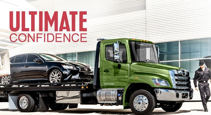 Hino's current, complimentary HinoCare planned maintenance program for Hino's cabover lineup (155, 195, M4, and M5 models) and HinoCare that was purchased for conventional trucks (258, 268, 338, L6, L7 models), will have a 90-day extension added to the end date of their services. - Photo: Hino Trucks