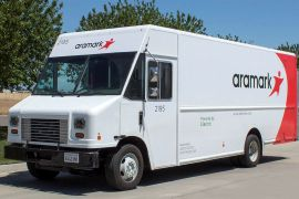 Aramark Hits 275,000 Electric Miles