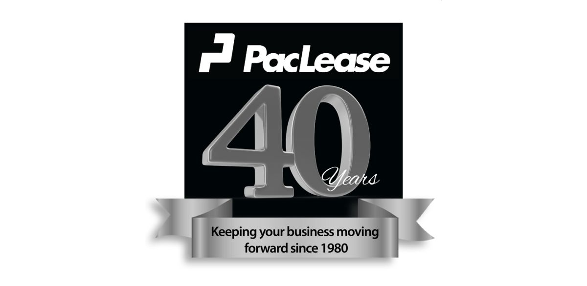 PacLease Celebrates 40th Anniversary
