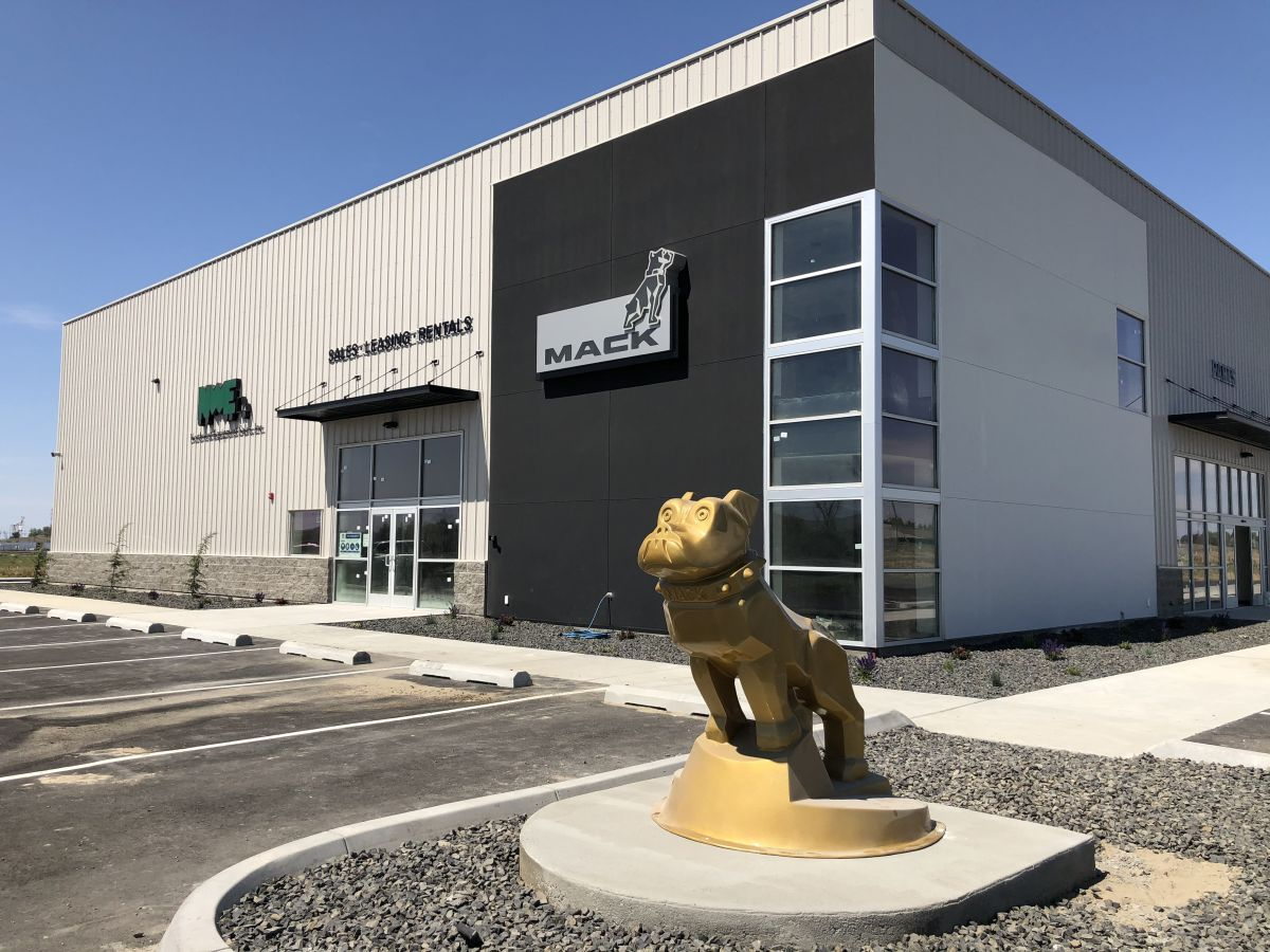 Longtime Mack and Volvo Dealer Opens Fourth Location