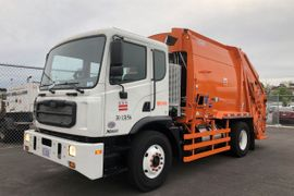 Biodiesel Garbage Trucks in D.C.