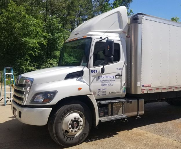 In the month after the FuelScoop was installed, the same truck, travelling the same routes with the same loads, was driven 6,868 miles while using 593 gallons of fuel at an average consumption of 11.58 miles per gallon. - Photo: Aeroz America