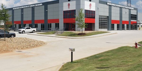 Worldwide Kenworth of South Carolina – Spartanburg features 27 services bays and a 20,000...