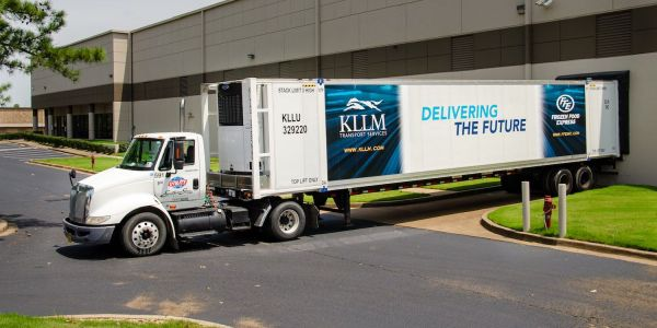 KLLM's Vector 1550 systems were installed by Southern States Utility Trailer through a turn-key...