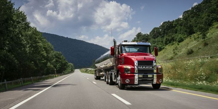 Mack's GuardDog Connect and Volvo's Uptime Services packages have been extended.  - Photo: Mack Trucks