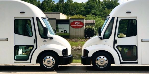 Starting in July, through the initial deployment on COOP, Ryder will offer Workhorse C-1000...