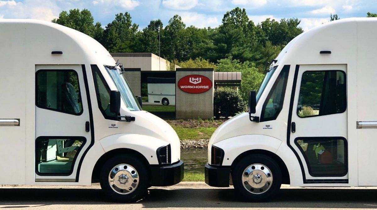 Ryder Offers C-Series All-Electric Step Vans