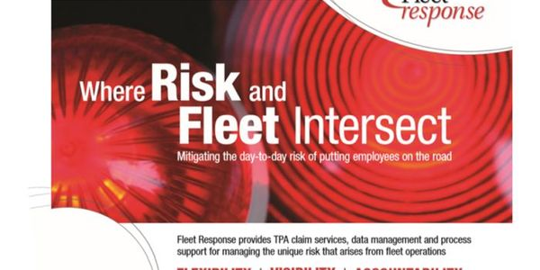 This nine-page eBook covers several fleet risk topics.