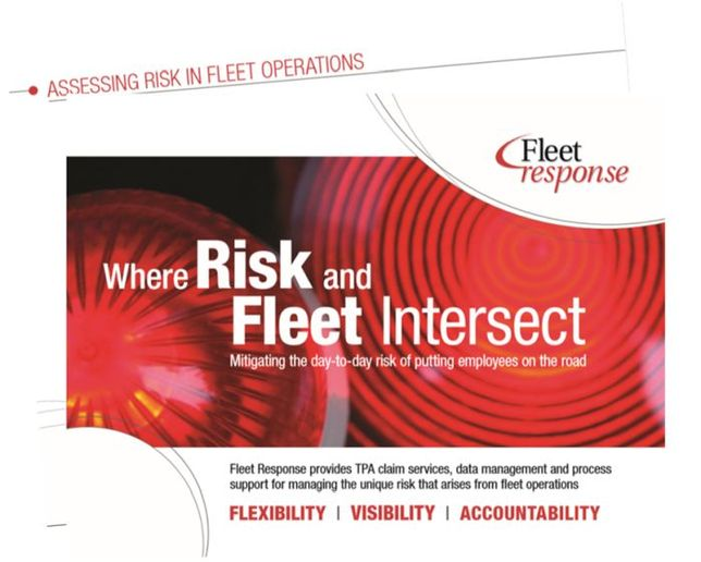 This nine-page eBook covers several fleet risk topics.  - Photo: Fleet Response
