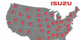 Isuzu Now Has Dealerships in All 50 States