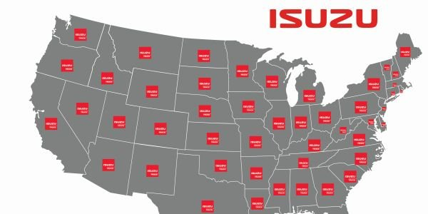 Isuzu's newest dealership in Wyoming now means the company has a dealership in all 50 U.S....