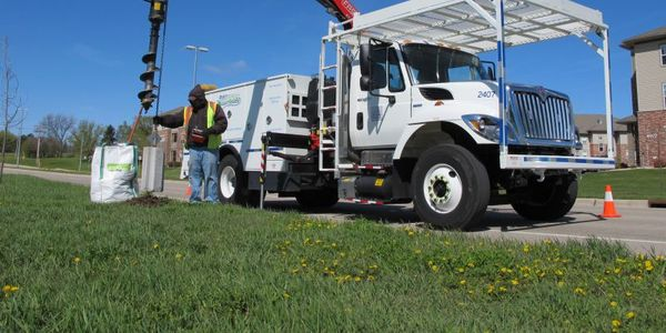 Odyne's advanced plug-in hybrid technology enables trucks over 14,000 pounds to have...