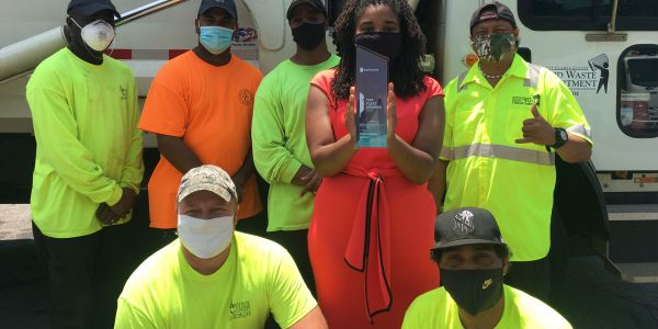 The Solid Waste Division at Athens-Clarke Countywas honored with the Excellence in Public Fleet...