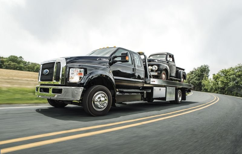 Ford F-650 and F-750 Recalled for Safety Concerns