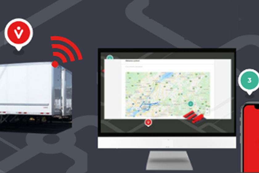 vHub now includes the TrackLight tail lamp GPS trailer tracking solution from Anytrek and the 4W...