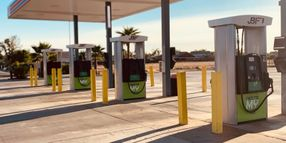 Neste Opens Four California Renewable Diesel Fueling Stations