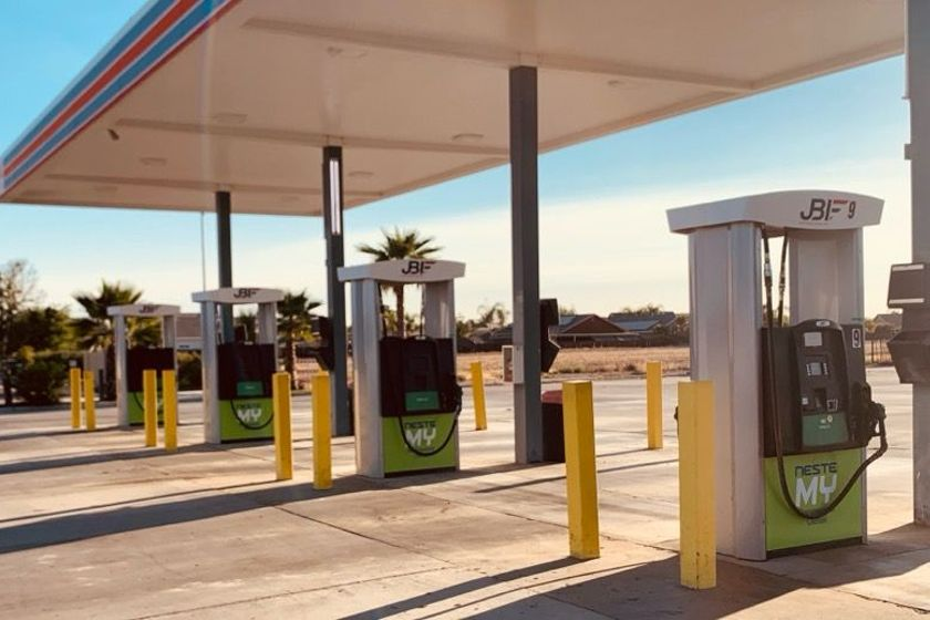 Neste MY Renewable Diesel is a certified drop-in replacement fuel that's compatible in all...