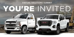 Attendees will have access to in-depth details on the Chevrolet Silverado 4500 HD, 5500 HD, and 6500 HD Chassis Cab, GM's light- and heavy-duty truck lineup.