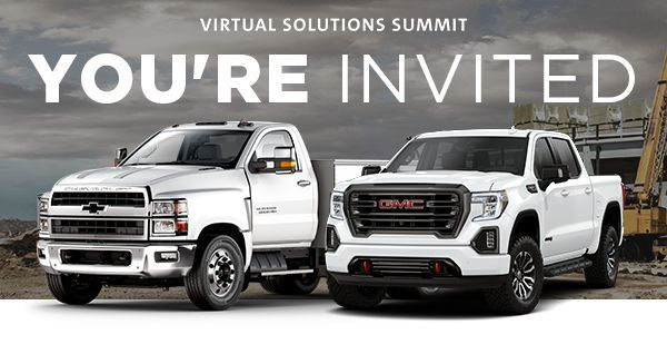 Attendees will have access to in-depth details on the Chevrolet Silverado 4500 HD, 5500 HD, and 6500 HD Chassis Cab, GM's light- and heavy-duty truck lineup. - Photo: General Motors