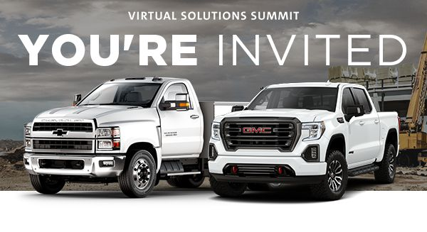 GM's Virtual Solutions Summit: Make the Right Fleet Decisions