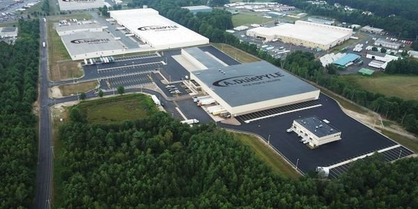 The expansion includes a 35,500-square-foot service center and an 8,800-square-foot fleet...