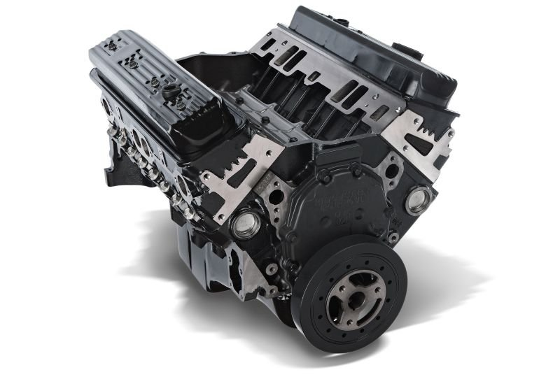 GM Introduces New 350 Service Engines