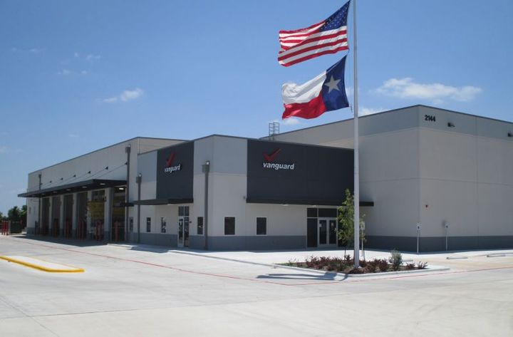 The new Georgetown dealership, opened on April 1, has 16 full-time employees, with three master service technicians, one mobile service technician and two master service advisors. - Photo: Peterbilt