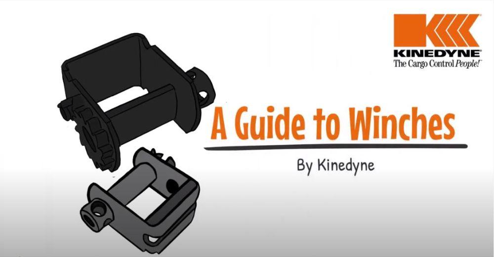 Kinedyne Video Series Teaches Basics of Cargo Securement
