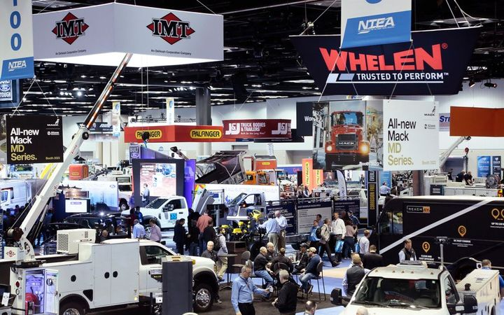 The Work Truck Show celebrated its 20th anniversary in 2020. - Photo: NTEA