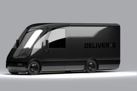 Bollinger Unveils Class 3 Electric Delivery Van