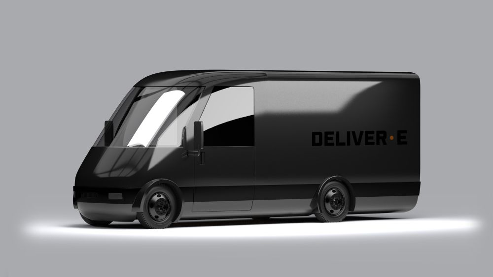 Bollinger Unveils Class 3 Electric Delivery Van