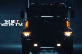 Western Star Teases New Truck