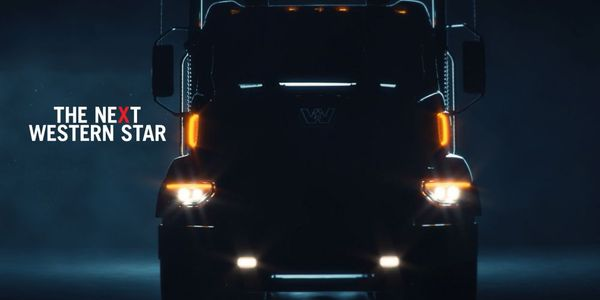 The world will get its first look at the all-new Western Star on Sept. 29, 2020.